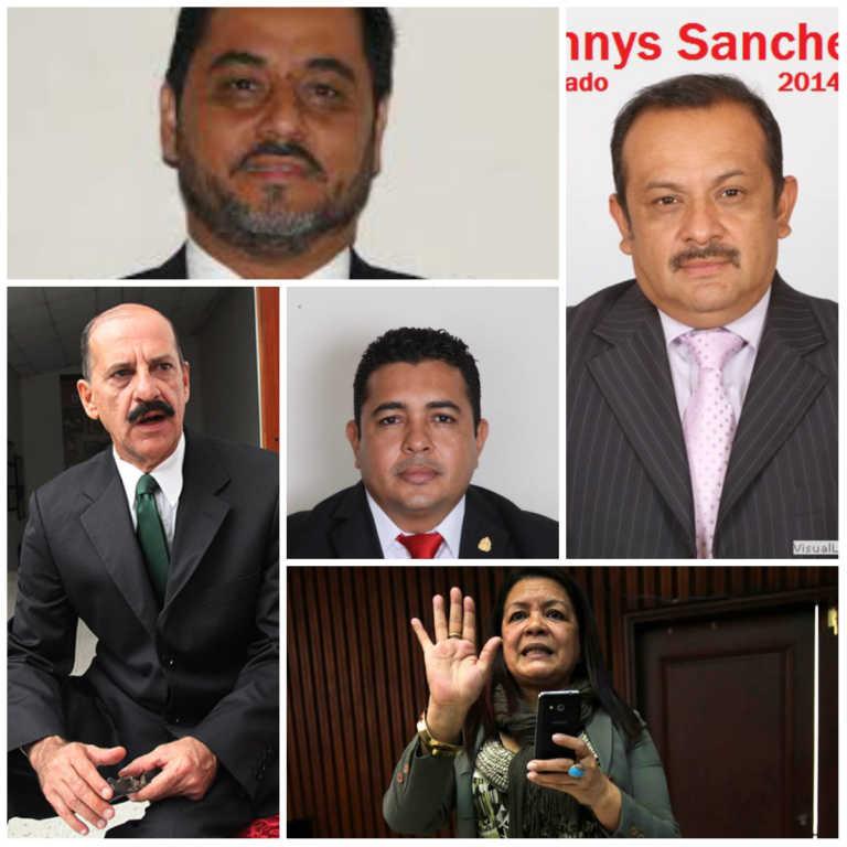 MACCIH: Cinco diputados se apropiaron de manera ilegal de fondos públicos