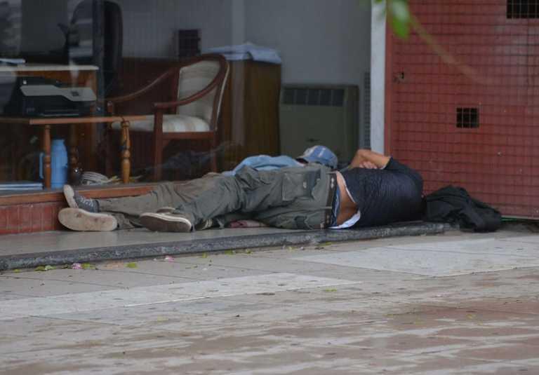 Segundo frente frío cobra su primera víctima en Honduras