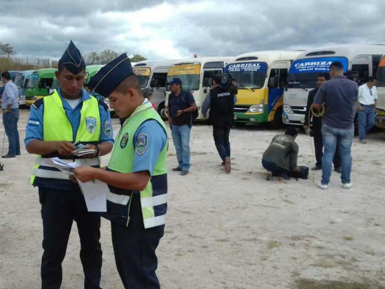 Honduras: Tránsito ha recaudado más de L. 100 millones por infracciones