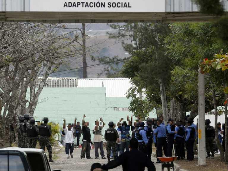 Tegucigalpa: trasciende enfrenamiento de pandilleros en Renaciendo