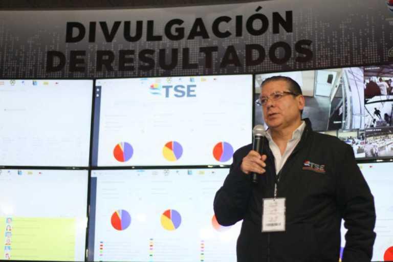 Ocho países latinoamericanos apoyan la decisión del TSE