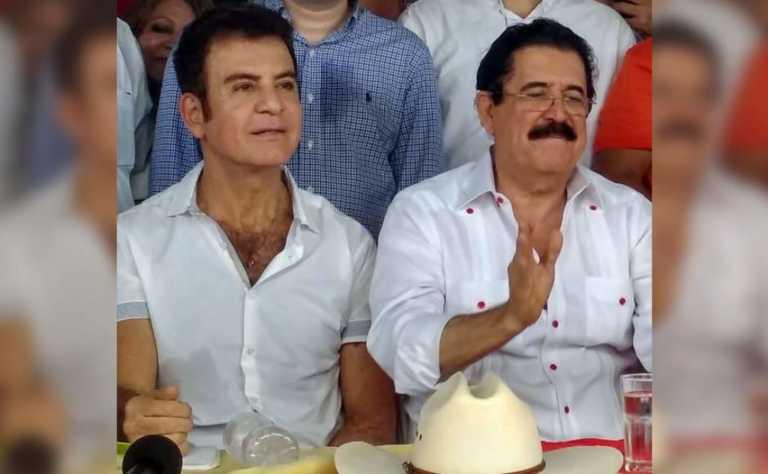 Manuel Zelaya llamó a Salvador Nasralla «imitador de JOH»