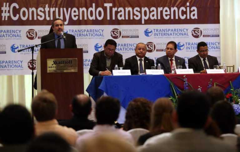 Transparencia Internacional: Crisis es por la falta de reformas electorales
