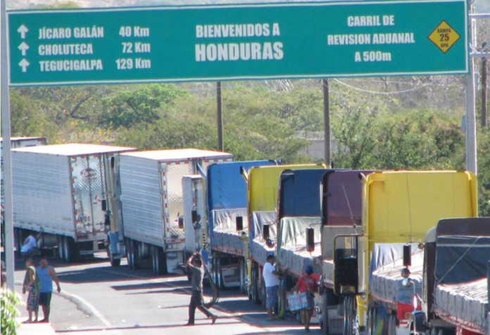 Cierran frontera de Honduras