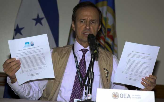informe de la OEA