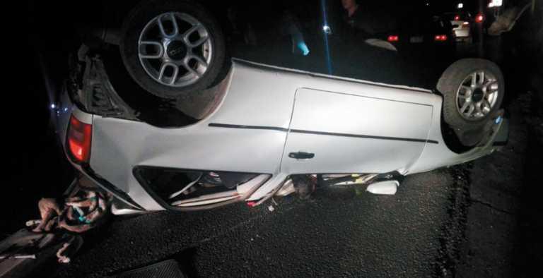 Tegucigalpa: Fatal accidente deja un muerto y un herido