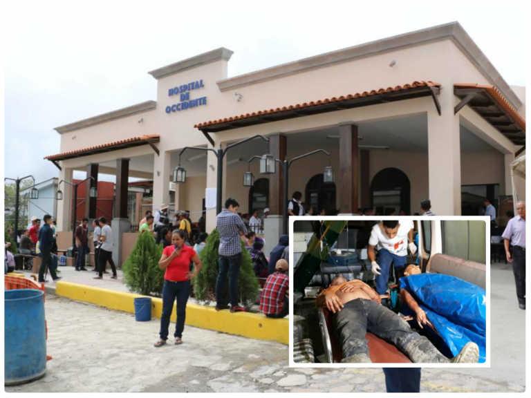 Muere uno de los cafetaleros atacados en Santa Bárbara