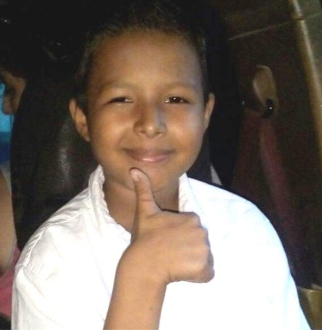 Menor de 12 años desaparece de puesto de comida en SPS