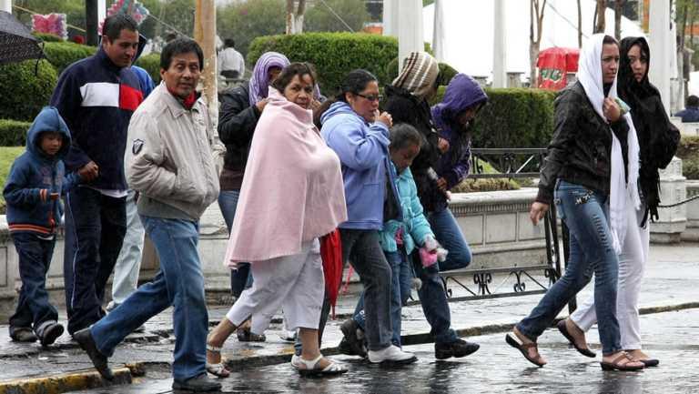 Honduras: Frente frío dejará temperaturas de hasta 9 grados este lunes