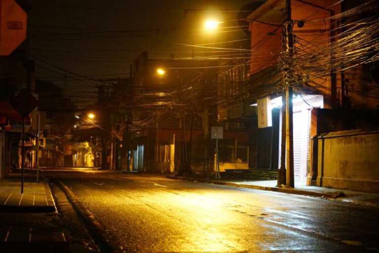 Honduras deberá notificar toque de queda a organismos internacionales
