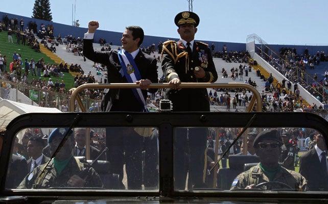 Oficial: Toma de posesión será en el Estadio Nacional de Tegucigalpa