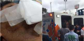 heridos por explosión de un mortero en Comayagüela