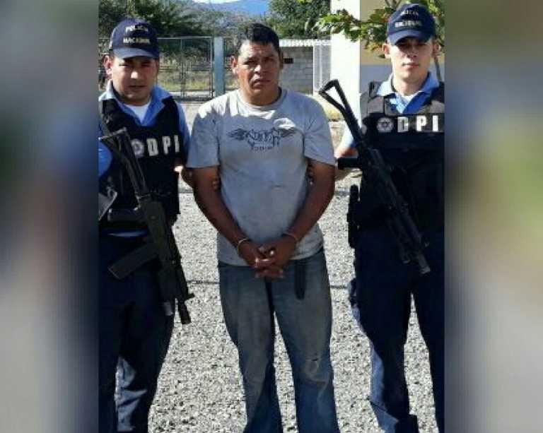 Detienen a supuesto violador que abusaba de sus propias hijas en Comayagua