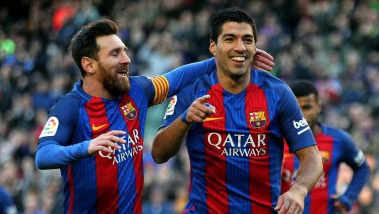 El hermoso gesto de Messi y Suárez con un niño hondureño