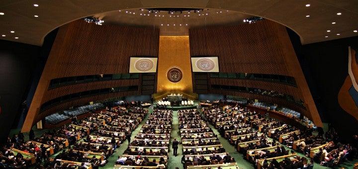 Misión exploratoria de la ONU llegará a Honduras esta semana