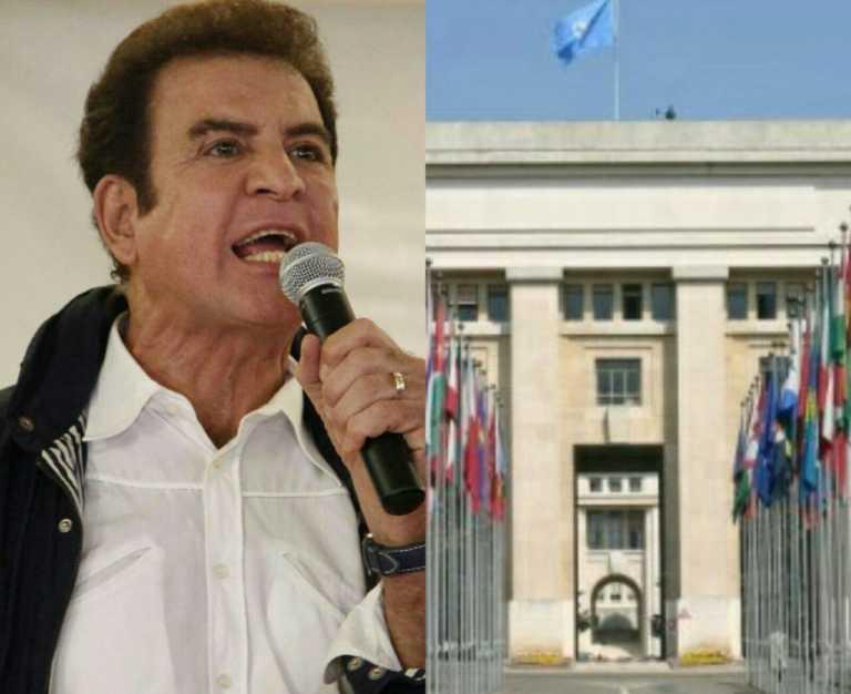Salvador Nasralla pide a la ONU que envíe un mediador antes del 27 de enero