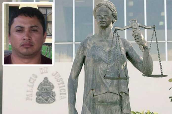extradición del hondureño Geffry Darío Guzmán