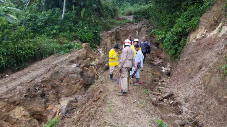 Tragedia en Omoa: cinco muertos y tres sobrevivientes tras derrumbe
