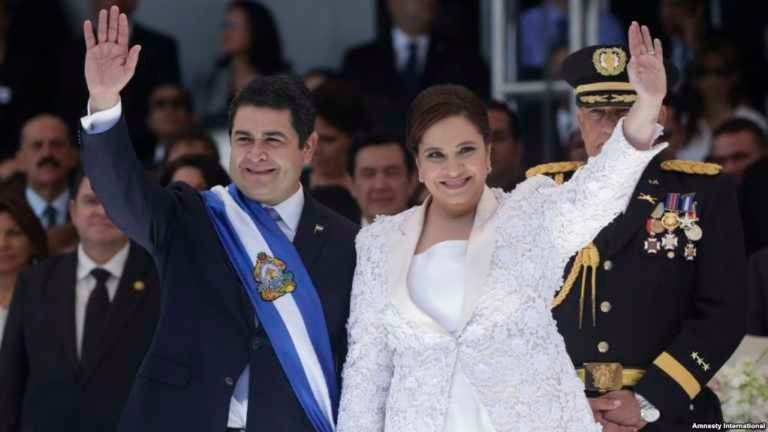 "Presidente Hernández asegura que toma de posesión será ""sencilla y austera"""