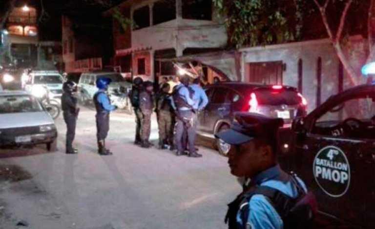 Minutos antes de recibir año nuevo asesinan a una pareja en Comayagüela