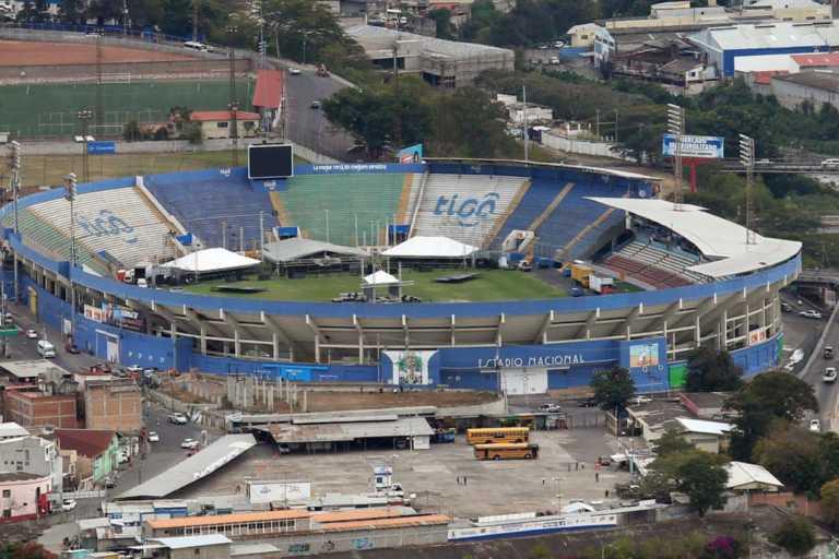 Acceso vehicular al estadio está cerrado este sábado por toma de posesión