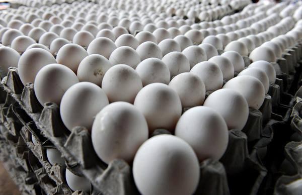 A pesar del abastecimiento, el cartón de huevos se sigue vendiendo a L.95
