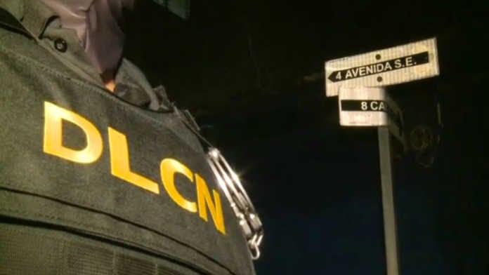 detenidos durante allanamientos en la capital