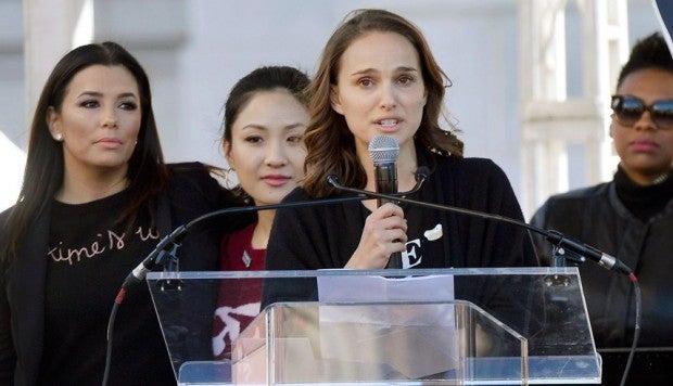 Natalie Portman reveló que fue víctima de «terrorismo sexual»