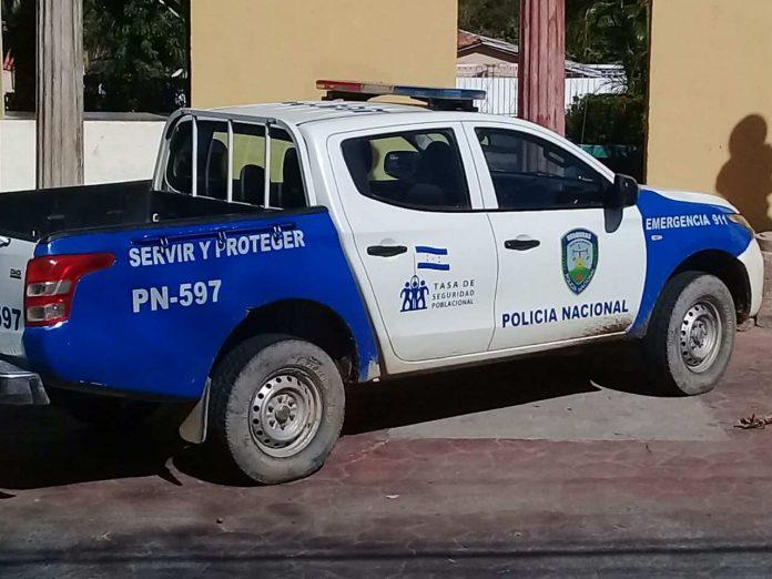Detienen a hombre que golpeaba a su madre de 73 años en Choluteca
