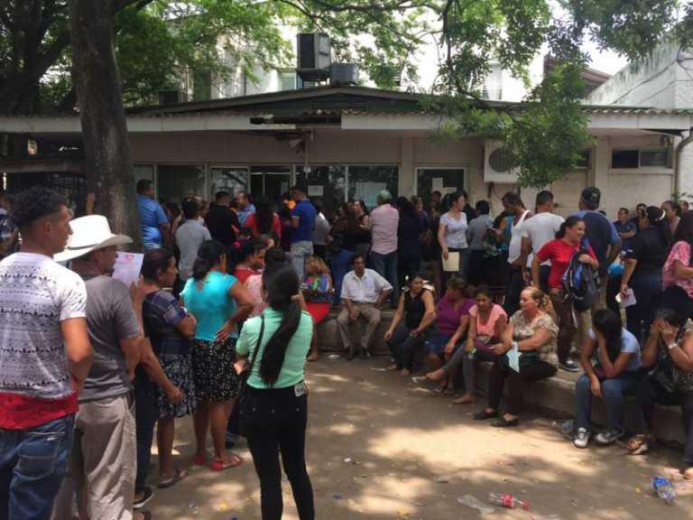 SPS: Sin papel para tramitar actas en el Registro Nacional de las Personas