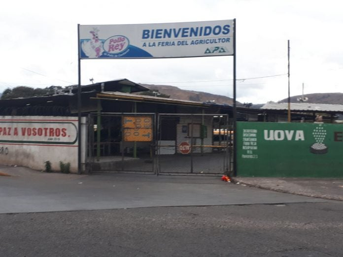 """Tegucigalpa: Cerrada la """"Feria del Mayoreo"""" por toma de posesión de JOH"""