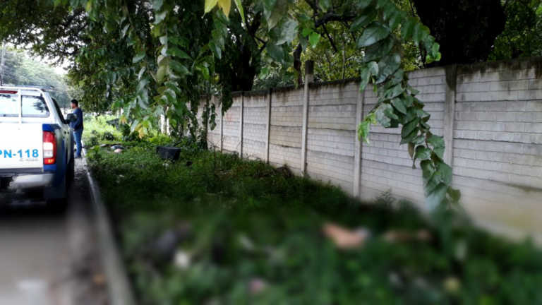 Atado y desnudo dejan cadáver en cercanías del IHSS de SPS