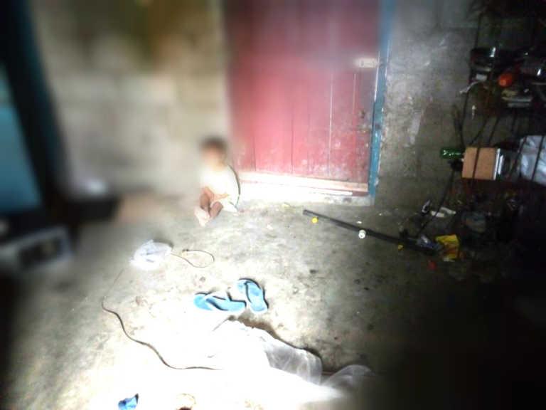 Niños de 1 y 4 años son abandonados por sus padres en SPS
