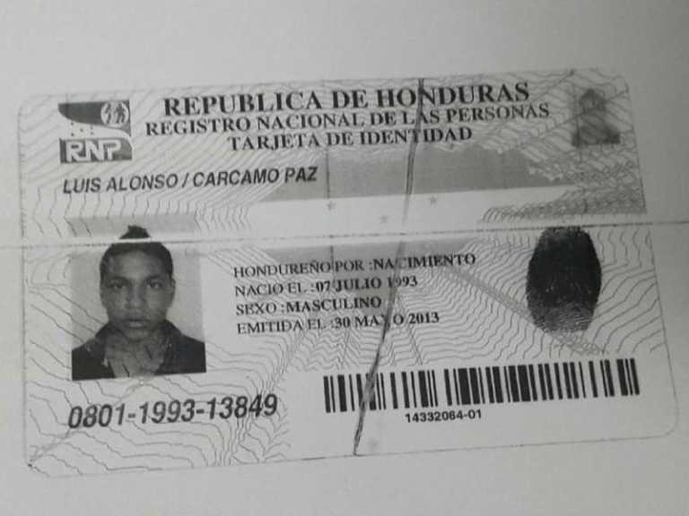 Encuentran cadáver de joven con signos de tortura en salida a Olancho