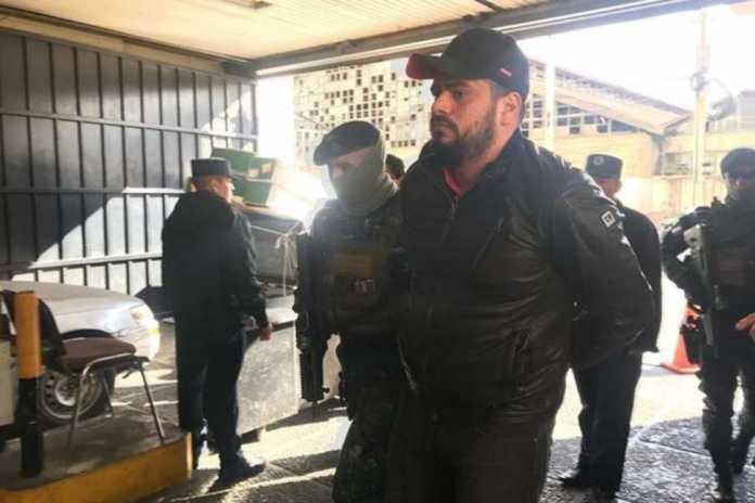 Presunto narcotraficante hondureño