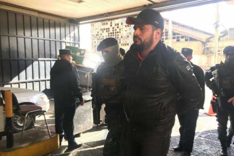 Presunto narcotraficante hondureño no acepta extradición a EUA