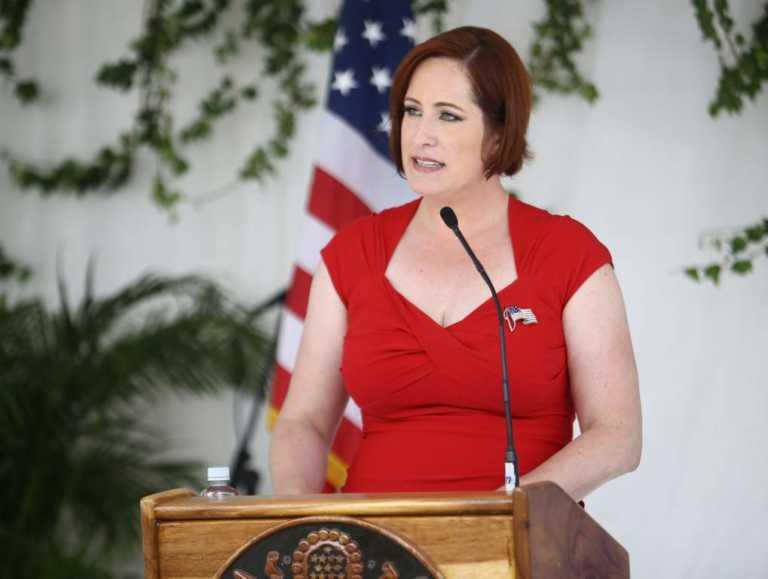 Fulton espera que mejore el tema de los DDHH en Honduras