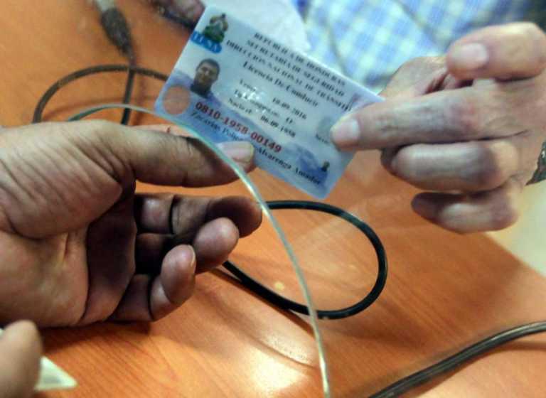 Este miércoles se reanuda la impresión de licencias de conducir a nivel nacional