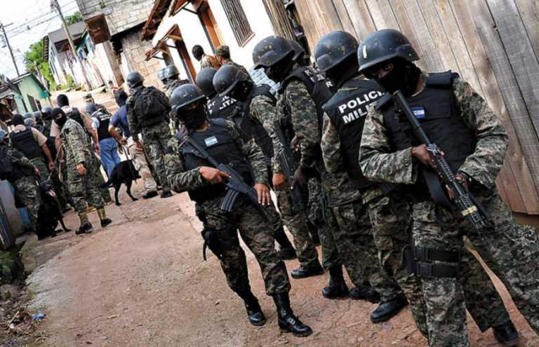 Tegucigalpa: Investigan a tres militares por caso de policía muerto
