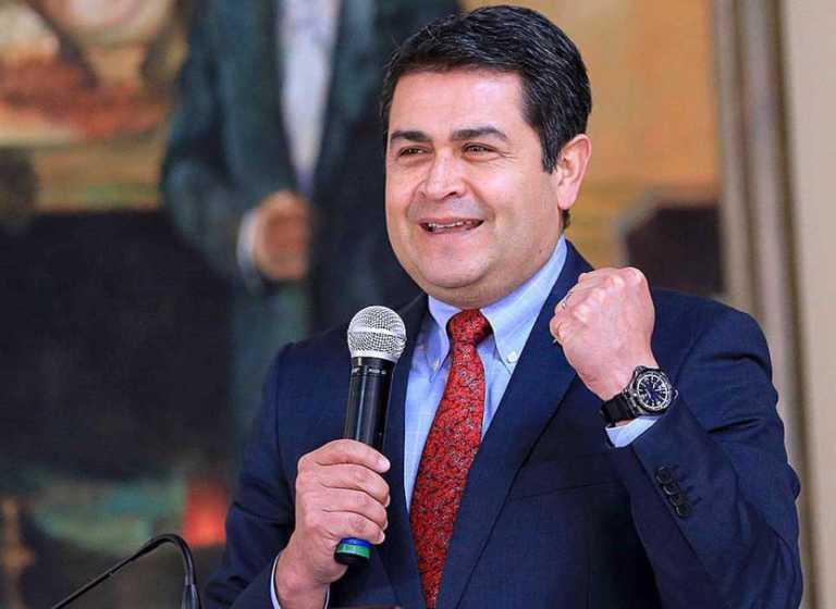 Juan Orlando Hernández, el Presidente número 55 de Honduras