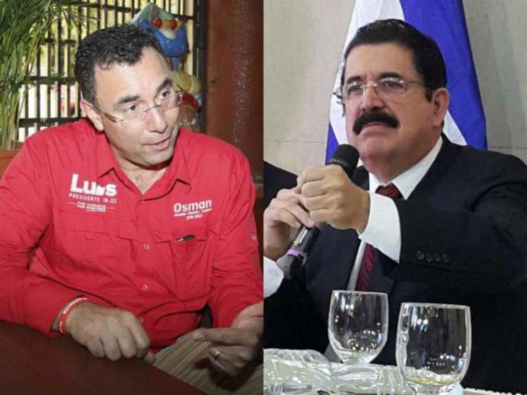 """Luis Zelaya anuncia reunión con """"Mel"""" para negociar presidencia del CN"""