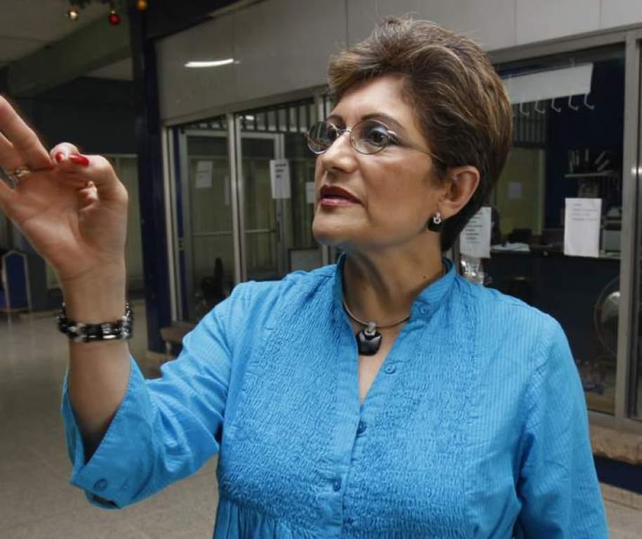 María Luisa Borjas
