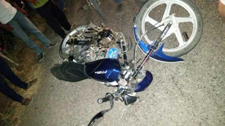 Choluteca: capturan a responsable de muerte de hermanos en accidente