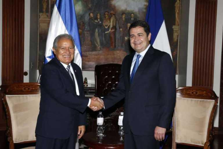 El Salvador reconoce a Juan Hernández como presidente electo de Honduras