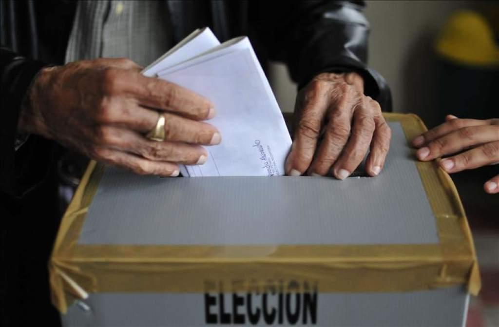 segunda vuelta electoral