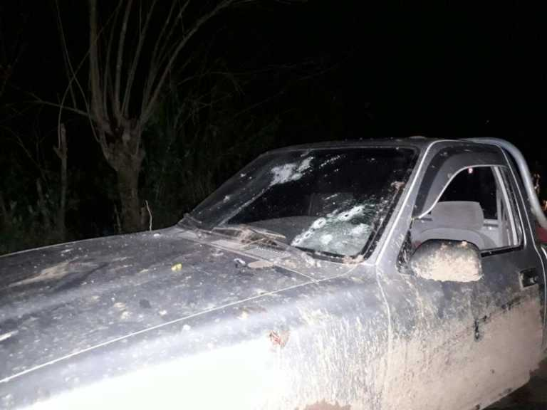 Copán: Matan a padre e hija en emboscada; hieren a otras cinco personas