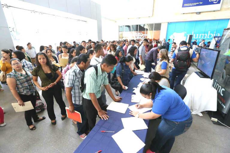 ¿Buscando empleo? Estas son las plazas vacantes en Tegucigalpa y SPS