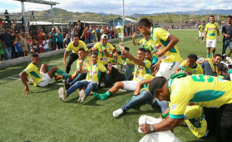 El FC Juticalpa es el nuevo campeón de las reservas