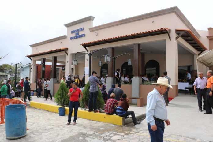 cortador de café en Copán