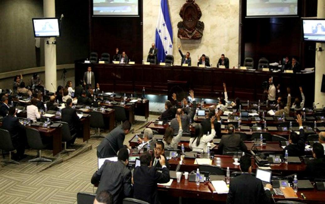 Junta Directiva del Congreso Nacional
